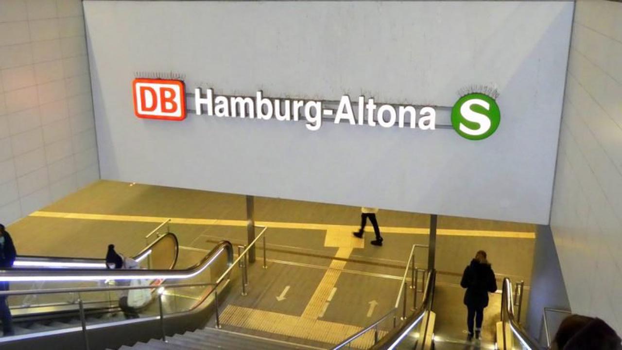 Bahnhof Altona: Mann ohne Corona-Maske wandert in den Knast