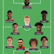 Arsenal Strongest Lineup That Should Start Against Burnley