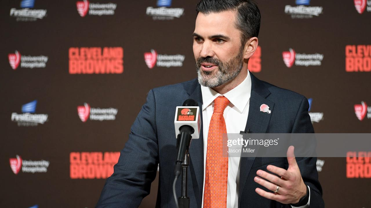 Kevin Stefanski On Planning Based On Whether Steelers Rest Starters: 'I'm Going To Really Concern Myself With The Cleveland Browns'