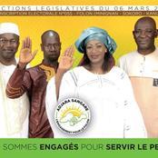 Législatives 2021 : La candidate Adjara Sangaré Doumbia lance un appel aux populations du Folon