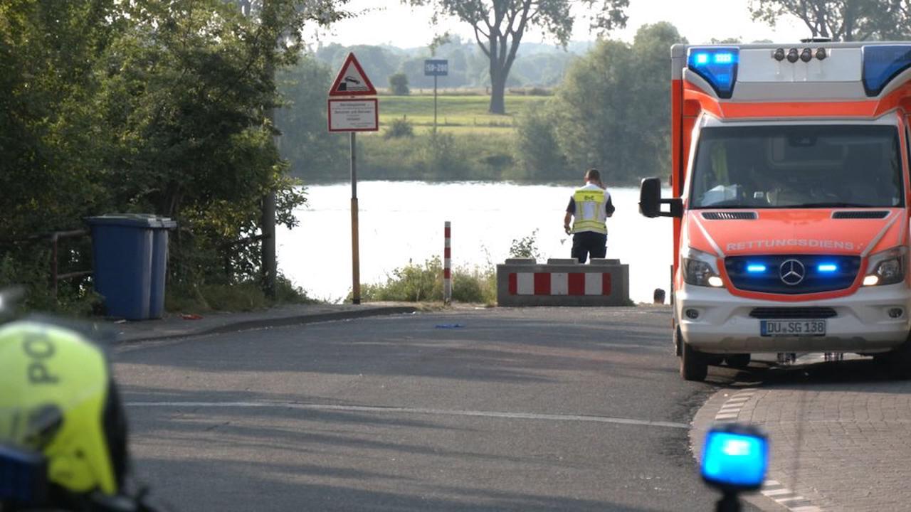 Duisburg: Dramatischer Einsatz am Rhein – zwei Mädchen vermisst, ein Mädchen wohl tot