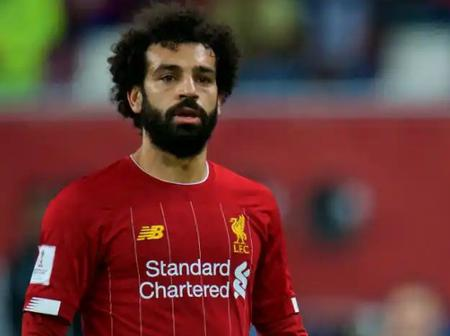 Salah's Move Away from Liverpool This Season in Doubt, See What Fabrizio Romano Said