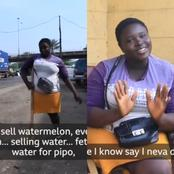 'If I was told Nigerians would help me, I will doubt it'- One-legged pure water seller, Mary Daniel