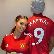 Check Out Some Manchester United Stars With Their Spouses