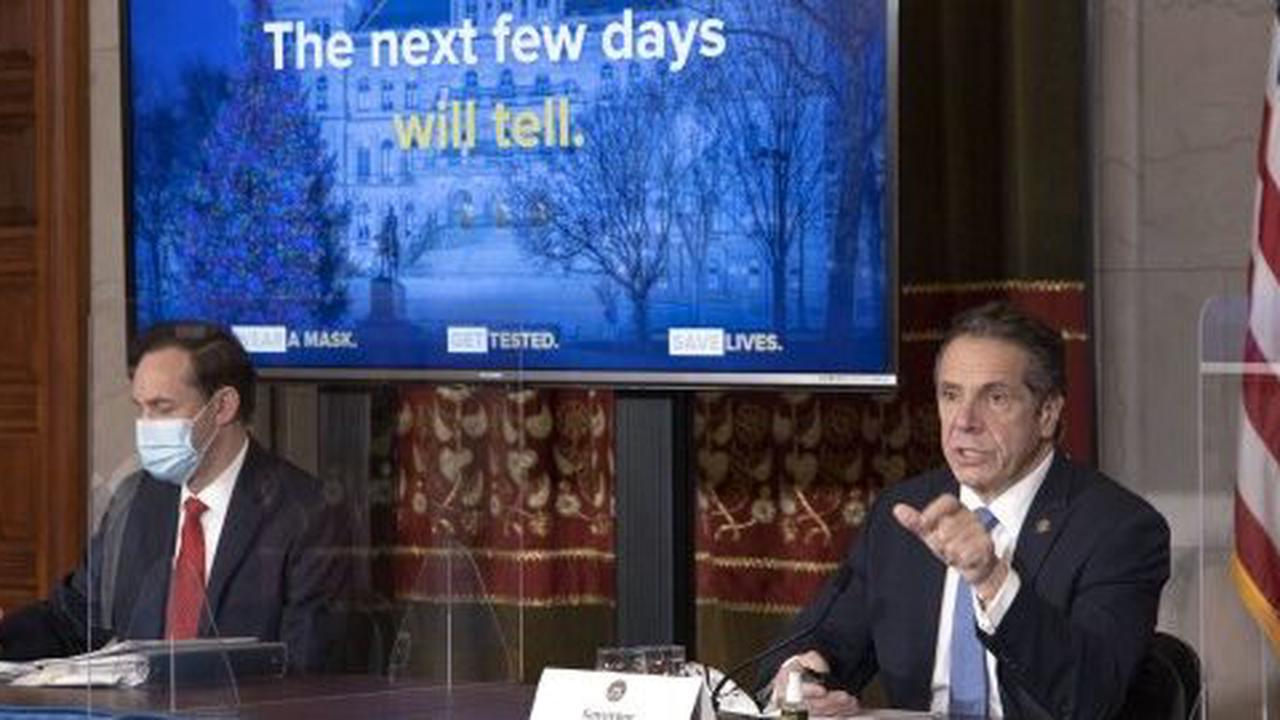 Governor Cuomo Announces 140,000 New Yorkers Have Received First Vaccine Dose