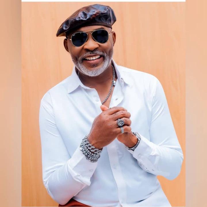 Nigeria Nollywood Veteran actor Richard Mofe-Damijo celebrates his birthday with stunning pictures