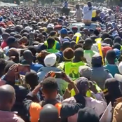 Nandi: Nimejipanga Vizuri, Ruto Warns Raila, Third Force Team