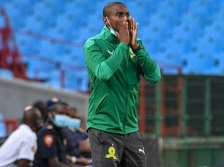 We are looking forward to having a good clash against this good side - Mokwena.