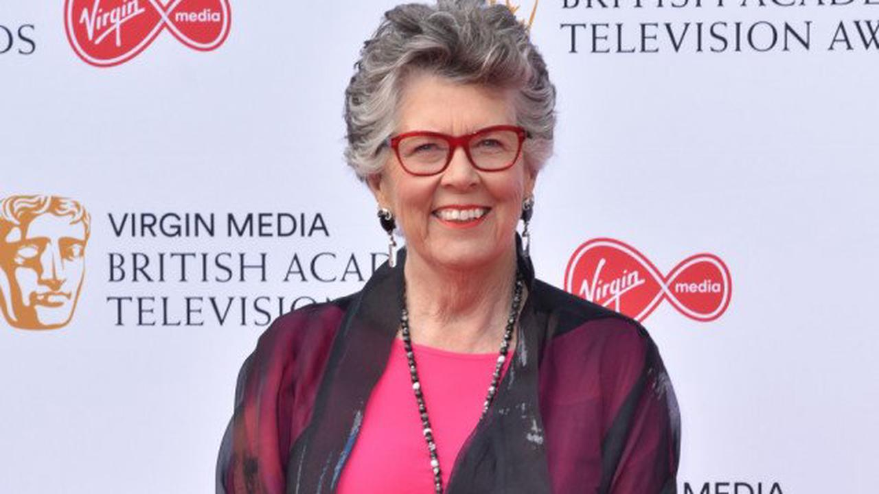Bake Off's Prue Leith reveals she attended a Paris orgy and stripped naked
