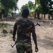 Nigerian Soldier Tortures 10-year- Old Boy To Death, For Plucking Mangoes