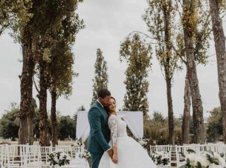 Former Scandal actor gets married in a beautiful white wedding