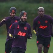 UCL: Manchester United Boss Confirms Injury Boost But, At Least 4 Players Set To Miss Istanbul Clash