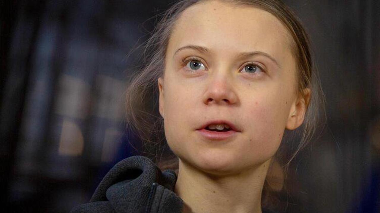 Greta Thunberg protestiert zwei Tage vor der Wahl in der Hauptstadt - Politik