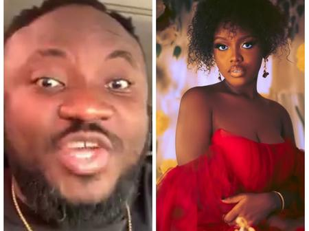 DKB Blasts Gyakie For Not Responding To His Messages