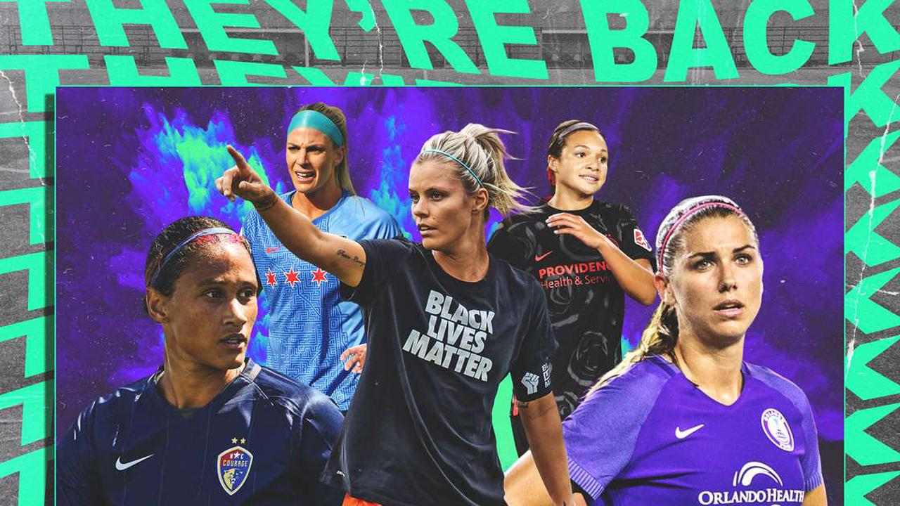 NWSL 2021 season preview: Who to watch, new kits, key questions and more