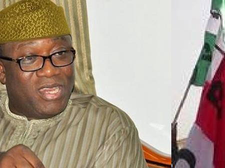 Both APC and PDP are mere platforms not political Party:- Governor Fayemi