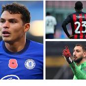 Chelsea transfer news regarding Thiago Silva, Donnarumma and Fikayo Tomori.