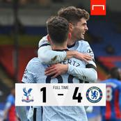 Opinion: 4 Lessons To Learn As Chelsea Beat Crystal Palace With Ease At Selhurst Park