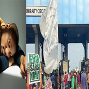 Nollywood Actor Alex Ekube Made Suggestions On What He Thinks Should Happen At The Lekki Toll Gate
