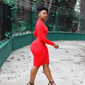 See Photos of the Nigerian Teenager Whose Curve is Bigger than Her Age (See Photos)