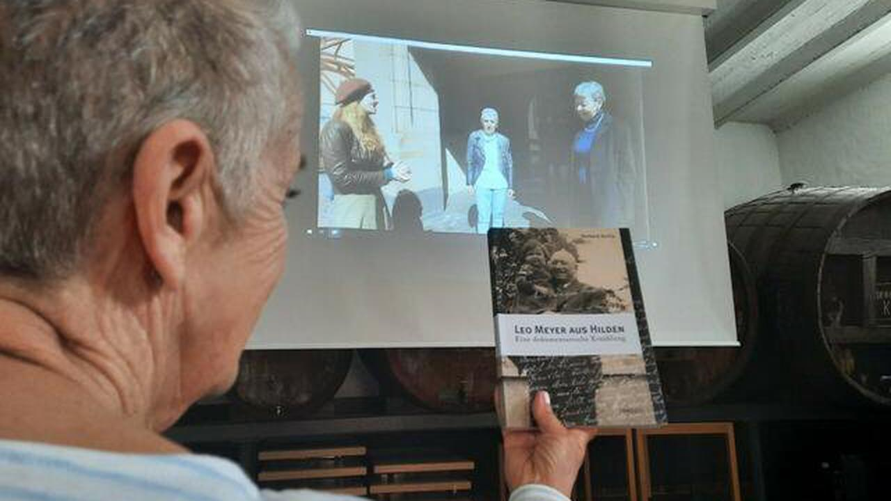 Themenabend und Ideenentwicklung mit Künstlern für eine Erinnerungs-Stele zu Ehren des Hildener Bürgers: Erinnerung an Leo Meyer in Hilden