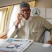 Photos Of President Buhari, Vladimir Putin, Joe Biden And Other Presidents In Their Presidential Jet