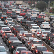 Forget Lagos Traffic! See The Top 10 Worst Traffic Jams Ever Recorded in the World. (Photos)