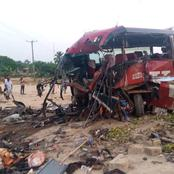 Several confirmed dead and 45 in critical condition at Akyem Asafo road accident