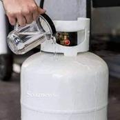 100% Working! How To Check The Level Of Your Gas In The Gas Cylinder
