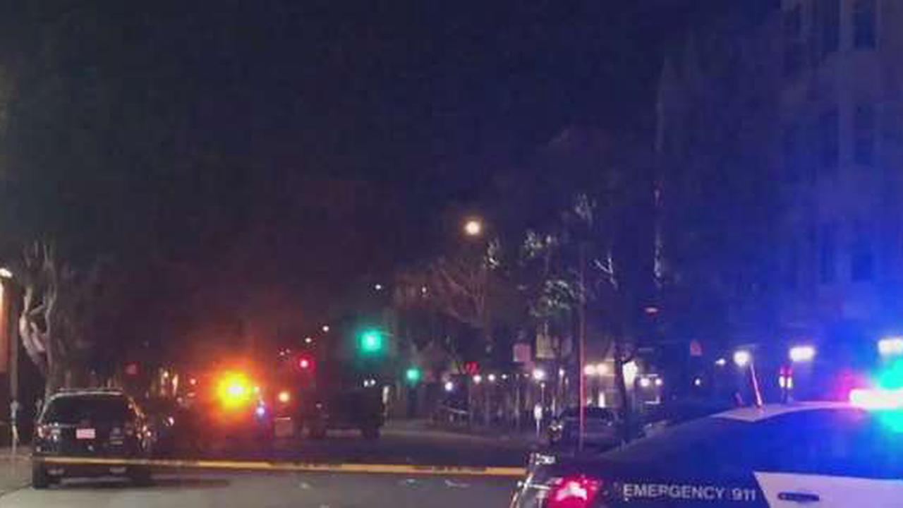 Police In Lengthy Standoff With Barricaded Suspect In San Francisco