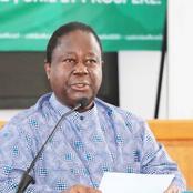 3e mandat de Ouattara: Bédié répond à l'appel de Soro Guillaume pour faire barrage à Ouattara