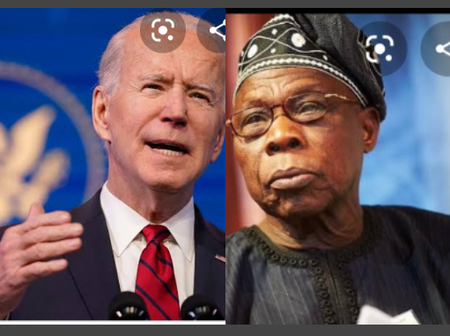Today's Headlines: Joe Biden Sends Message To The World, Olusegun Obasanjo Commends Yahaya Bello