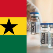 Ghana Becomes The First Country In Africa To Receive The Covid-19 Vaccine