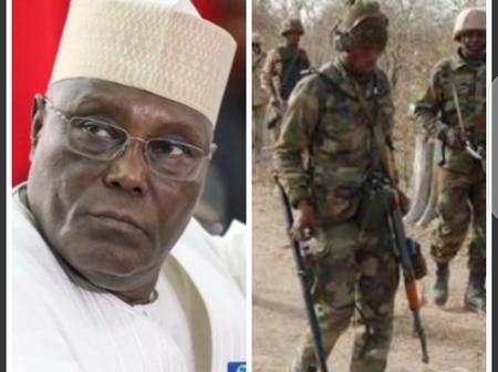 Today's Headlines: Atiku Send Strong Message To Presidency Troops Kill 24 Bandit In Kaduna