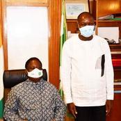 Toikeusse Mabri  chez Bédié. Voici la conclusion de cette rencontre