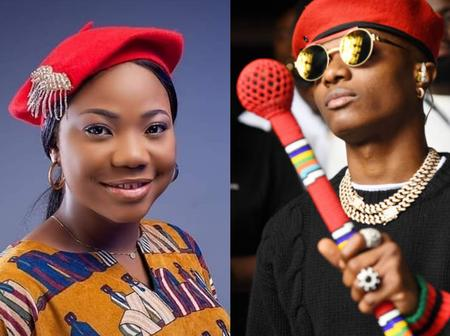 Between Mercy Chinwo & Wizkid who slays better with the Beret trend (Photos)