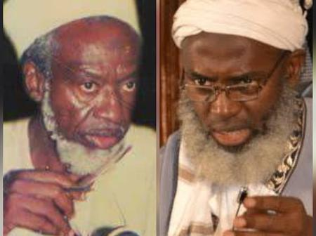 Meet The Father Of Sheikh Ahmad Gumi Who Was Once The Most Powerful Muslim Cleric In The North