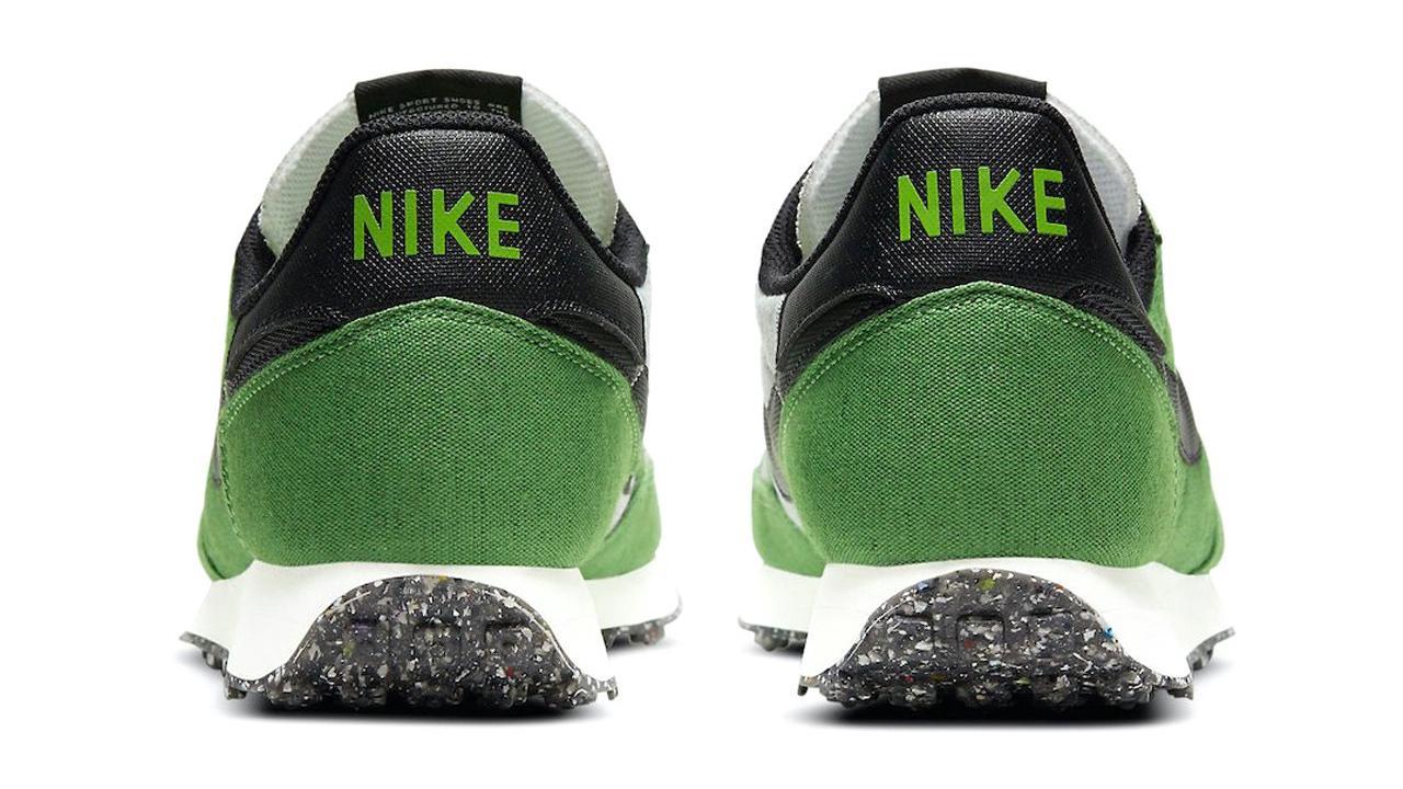 """Nike Delivers Eco-Friendly """"Mean Green"""" Challenger OG"""