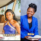 9 Years After This Nollywood Actress Obeyed The Call Of God, See Joy Edjeren's Recent Pictures