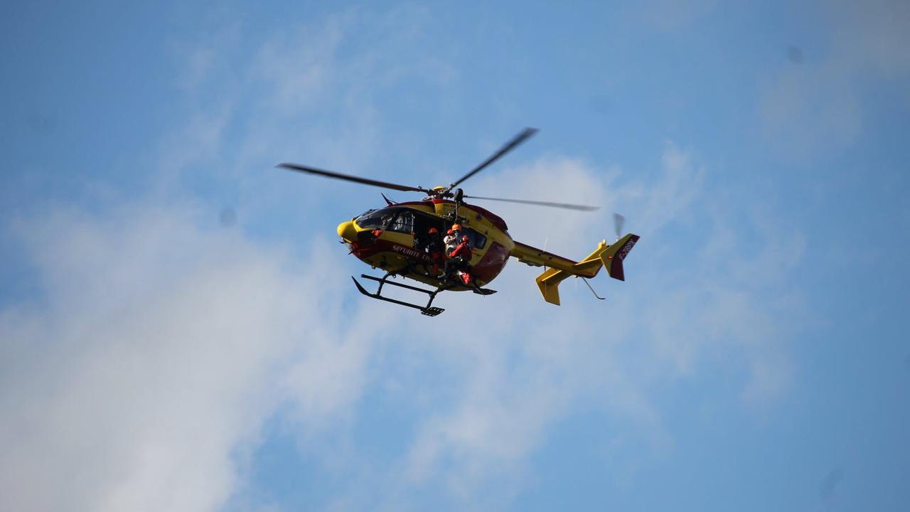 Haute-Loire. Une randonneuse héliportée après une blessure