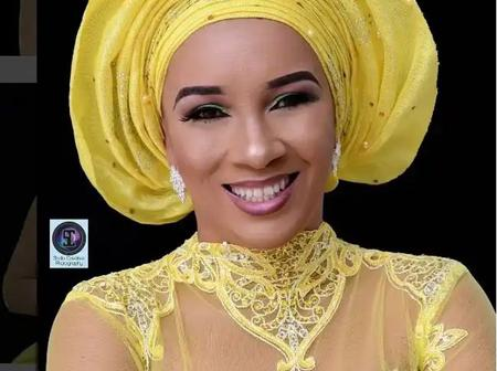 Checkout Cute Pictures of Ibinabo Fiberesima in Traditional Outfits