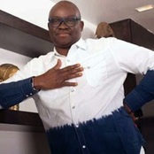 Read What Fayose Said About The 2023 Presidential Election