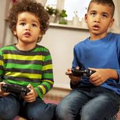 Video game addiction puts children at risk.