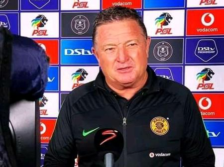 Can Hunt Bring Kaizer Chiefs Back To Old Glory Days?