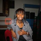 Same Lady, Two Men, Different Times: Uhuru's Son's wife (Photos)