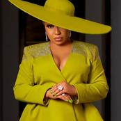 What Do You know About This Beautiful Nigerian Actress, Rita Dominic
