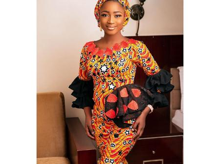 Maryam Yahaya Shares New Stunning Pictures, See Them Here