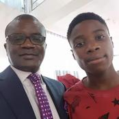 17 Year Old Boy Receives N340,000 Reward For Returning Missing Phone At A Wedding In Port Harcourt