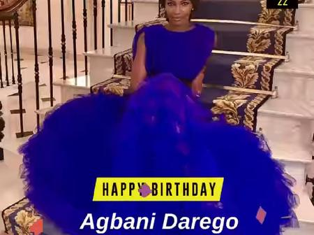 Miss World and Most Beautiful Girl in Nigeria, Agbani Darego Turns 38 Today, See Profile and Photos