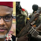 Checkout What IPOB Leader Nnamdi Kanu Said After Boko Haram Allegedly Attacked Maiduguri community